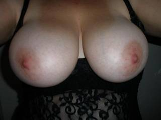 Wow!! now thats a Perfect rack you have.......very sexy