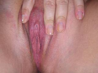 Beautiful pussy either with or without piercing.  We prefer pierced though