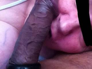 Met up with a sexy bbw cocksucker