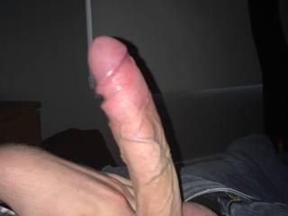 Throbbing dick