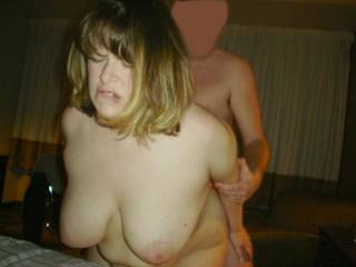 my sexy tramp wife getting her ass fucked hard by a fellow zoig member