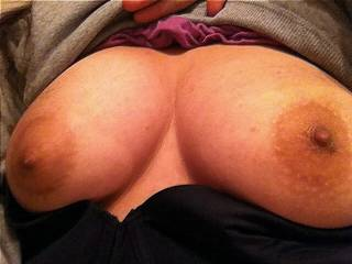 can i cum on those and then lick them clean?