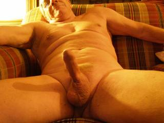 very nice! You interested in camming with another mature age guy?