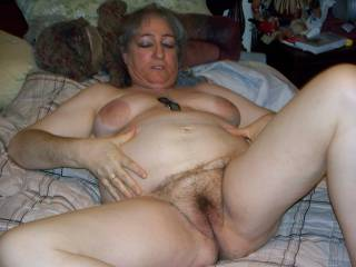 Older mature woman pic