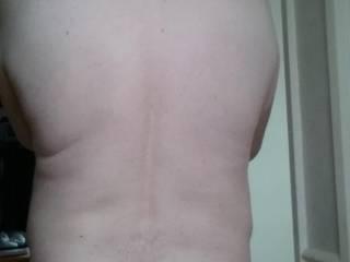 Thong back