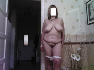 great sexy pic what a beautiful lady