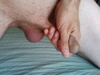 close up of my dick