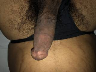Bought another thong, but I'd rather my cock hangs out...