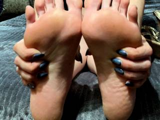 More feet that I have kissed