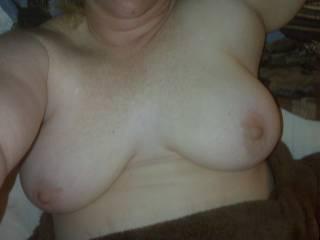 mmmm sweet tits  love to suck on them
