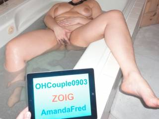 Great body, love to finger your beautiful pussy.