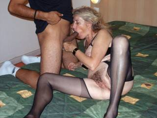 Have you ever encountered anyone that didn't turn in to a slut when you whip out your BBC?