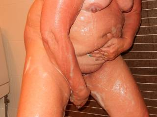 Wife is a little bit horny,want you help her?