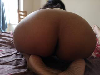 Anyone want to spank my big butt?