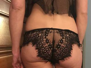 Your the first to see my new lingerie outfit. Do you like?