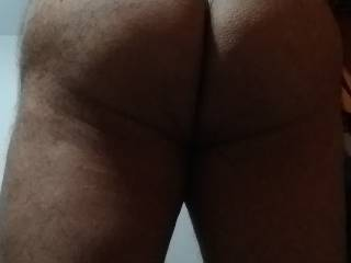 Ex girlfriend\'s panties. Nice Booty??
