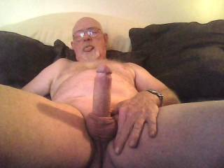 Nice Hard Cock mmm ... Let me Lick and Suck your Balls mmm.  Wet and Horny 4U!! ... Lucy♥ -x-