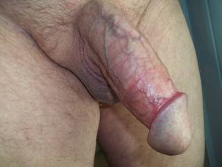 I want to suck on that....sweet cock.  I can feel it in my mouth now....warm cum oozing into my mouth and down my throat.  I could nurse on your sexy cock for hours....days....even weeks....or longer. You'd be in a hell of a fix with your cock stuck in my mouth all the time. I wouldn't want to stop nursing on it. Have you ever had your cock sucked all night long,,,,cuming in her mouth in the morning as she is still nursing on it?   LOL MILF K