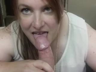 Sucking a guys cock I just met