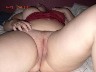 maybe have fun first, with licking and playing then slide my cock in there. Love to and your Hants to.