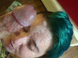 Swollen pussy wet