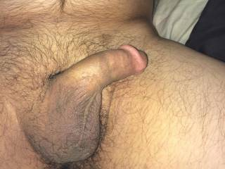 Love my mans thick cock...after an amazing blowjob