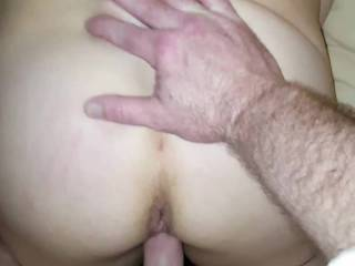 Punishing the wifes puss