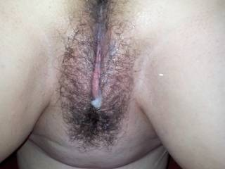 Wife Used.....Wanna Taste cum and her juice?