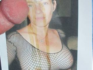 My big titted whore M looking sexy!