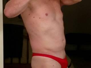 Feeling very horny.