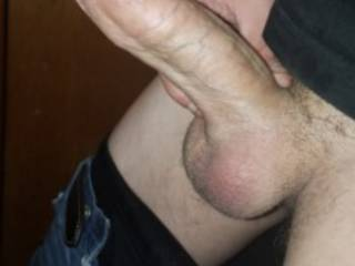 Let me know what you think of my dick. Looking to unload on some sexy ladies.