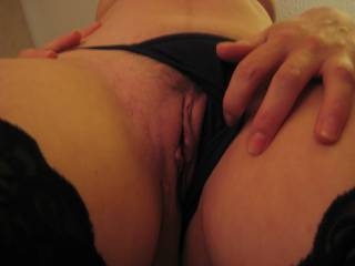 Hubby would tease you with his cock ring while I watched Xo Wifie