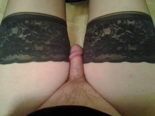 mmmmmmmme i love to feel a limp cock harden in my mouth n hands