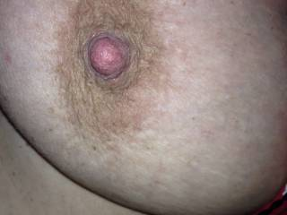 Decisions, decisions... Maybe I should cum on your tit while you are sucking on your nipple... Sounds like a win-win to me.