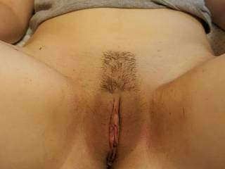 i want your warm hairy pussy sliding on my hard one all night long