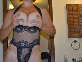 new lingerie try-outs ;)