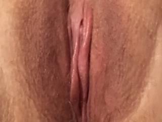 My beautiful wife's pussy.