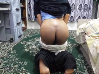 My friend says that my Ass is Heart Shaped :) , What do you think ? ;)