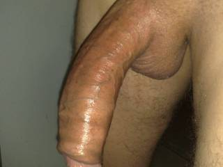 Baby I have seen several big sexy cocks on ZG but I have to say YOURS is one of the best!! Super thick, long and uncut! You can't get much better than that!!! Im sure you wear out a lot of pussy with that HUGE cock!!  I wish you were my man! : ) Keep my tight pussy wore out!