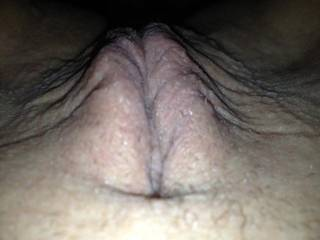 swollen pussy lips before the fun