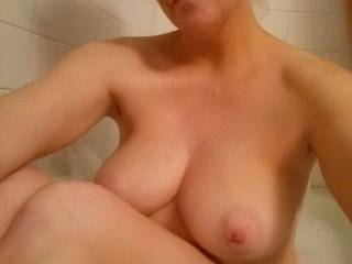 Bath time...would you like to join me ?