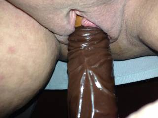 Now let me put a real BBC in your hot sweet tight wet tasty pussy mmmmmm