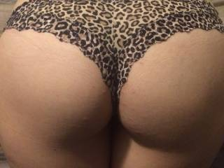 I do like what I see and also like to run my tongue up that panty line and soak them and then spread her ass cheeks and eat her pussy and lick her asshole till she cums...
