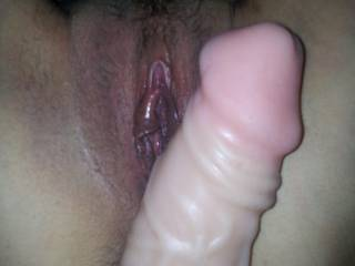 mmmmmmm I would fill that sweet pussy up with cum.it would be dripping out of you for hours