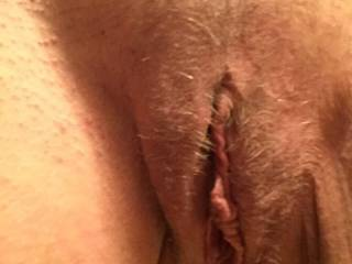I love your hairy pussy!  Would like to have fun with it!