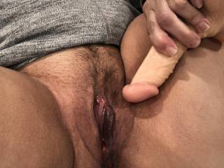 Just about to fuck myself with This nice runner cock I love cumming all over it then sucking it up! Mmm