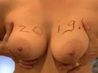 My husband loves my areolas !! What about you guys?
