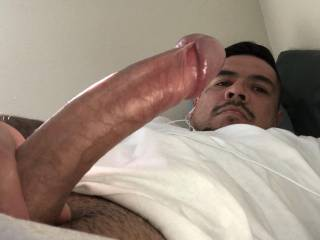Here is that dick ready for you to suck on