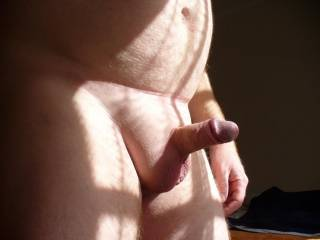 just after a shaved, felt very horny