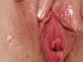 You would feel so nice on my dick...just look at that tight wet pussy
